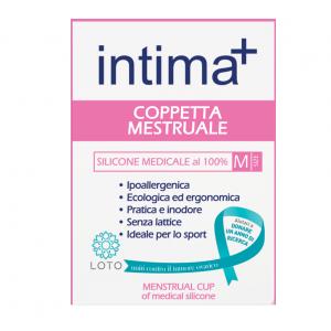 La coppetta mestruale Intima + è una valida, economica ed ecologica alternativa ai tamponi vaginali.